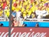 Teofilo Gutierrez Goal Colombia Vs Greece 2-0 WORLD CUP 2014