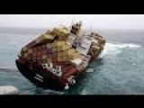 TOP 10 SHIPS IN STORM INCREDIBLE VIDEO