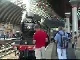 The Flying Scotsman - 2005 Train