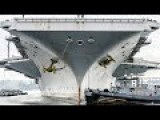 This Is How To Quickly Transfert A Large Ammount Of Ordnance Between 2 Aircraft Carrier