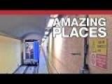 The Strangest Elevator In Italy