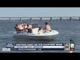 The Choptank River Rental Boat Fight