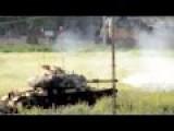 Turkish Tanks Firing Onto Kurdish City Nusaybin