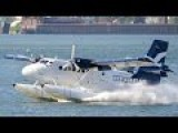 Twin Otter Seaplane's In Action
