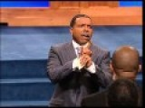 Televangelist Creflo Dollar Defends His Plans For $65 Million Private Jet