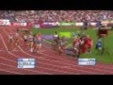 The Ending Of The Women's 4x400 Championship Will Give You Chills