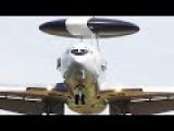 Those Who Love Airplanes Will Love This Video - F-22 C-17 F-15 Etc Taking Off