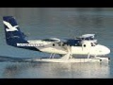 Twin Otter Scenic Takeoff From CYHC