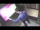 Teenager In Elevator Arson Caught On Camera