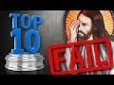 Top 10 Christian Fails Of 2013
