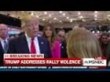 Trump: Breitbart Reporter Michelle Fields 'Made Up' Alleged Lewandowski Assault
