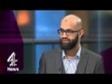 Terrorist Appologist Asim Qureshi On Mohammed Emwazi Jihadi John Channel 4 News