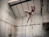 Talented Pole Dancer