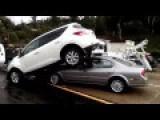 Two Vehicle Crash Snarls Traffic