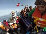 The Italian Coast Guard Rescue Another Gang Of Third World Migrants Nov 14th, '14