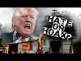 TRUMPITE Burns Down Black Church: Hate Crime Or Hoax