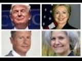 """Thehill.com: Fake Poll?: Libertarian Johnson Beating Trump, Clinton Among Active Troops"""""""