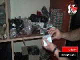 The National Defence Force Seizes A Terrorist 'non Lethal Aid' Depot In Jableh, Latakia