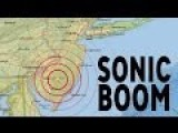 TESLA CANNON LINKED TO NJ SONIC BOOMS