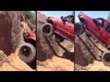 Truck Defies Gravity