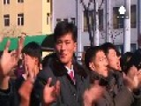 Two Koreas, Two Reactions After Illegal Rocket Launch