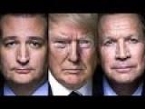 Ted Cruz Says Donald Trump Won't Get 1,237 Delegates