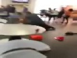 Thug Gets Pounded For Being An Annoying Asshole