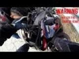 TERRIFYING Yamaha R1 Motorcycle Crash