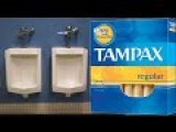 Tampon Dispensers In Men's Bathrooms At School | Mark Dice