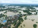 Torrential Rains Spark Floods In China, Pakistan, And India