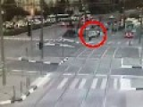 Terror Attack In Jerusalem: Baby Killed, 7 Hurt When A Car Driven By A Palestinian Run Over Pedestrians