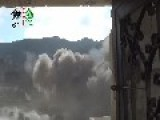 The Moment A War Jet Launched A Bomb On Salma