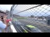 The Speed And Sound Of NASCAR