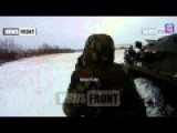 Training. Ryazan Assault Group From Army Of Novorossia