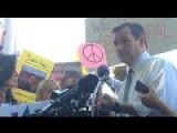 Ted Cruz Debates Code Pink On Iran Nuclear Deal