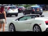 The Lamborghini Test - Picking Up Married Women In Lamborghinis
