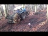 Tractor + Wood + Lil Hill + Downhill