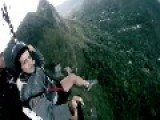 Tandem Paragliders Face Disaster