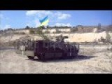 Test The Upgraded BTR 80 Equipped With Grenade Launchers SPG 9M