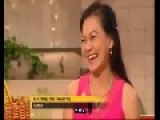 Thai Woman On Swedish Live TV Can't Understand Shit
