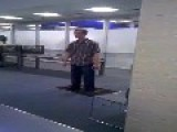 TSA Groping Innocent Passenger At DFW