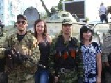 Terrorists In Lugansk Abusing Poor Ukrainian Civilians 9-14-14