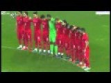 Turkish Soccer Fans Chant 'Allahu Akbar' During Moment Of Silence For Paris Victims