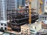Time Lapse Construction Of The New San Francisco MOMA