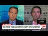 Trump Jr To CNN- Lyin Ted Can Only Win With Bribery And Theft