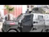 Terrorists Hurl Molotov Cocktails And Rocks At IDF