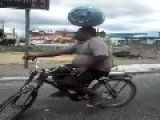 The Most Skilled Biker In Brazil