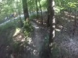 Trail Biking At Rosaryville State Park