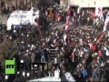 Turkey: Tear Gas And Water Cannons Disperse Hundreds In Ankara