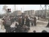 Thousands Of Civilians Escaping From Eastern Aleppo From The Grip Of Terrorists Towards Government Controlled Safety